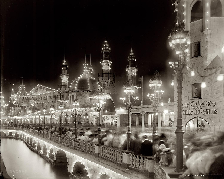Inspiration: A Vintage Coney Island.   VINTAGE VANDALIZM