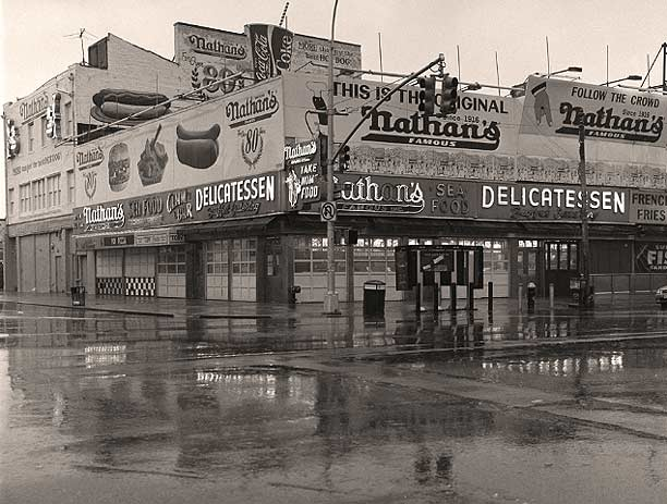 Image result for vintage Coney Island.