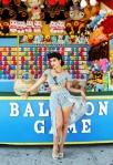 Coney Island Candy Striper