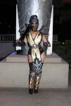 A Mortal Kombat Halloween!