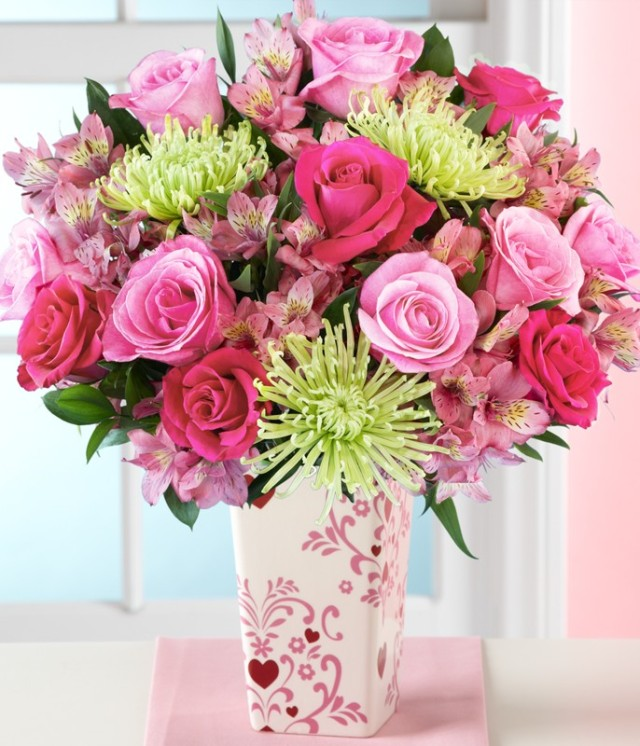 valentines day Flowers HD wallpapers 1080px (2)