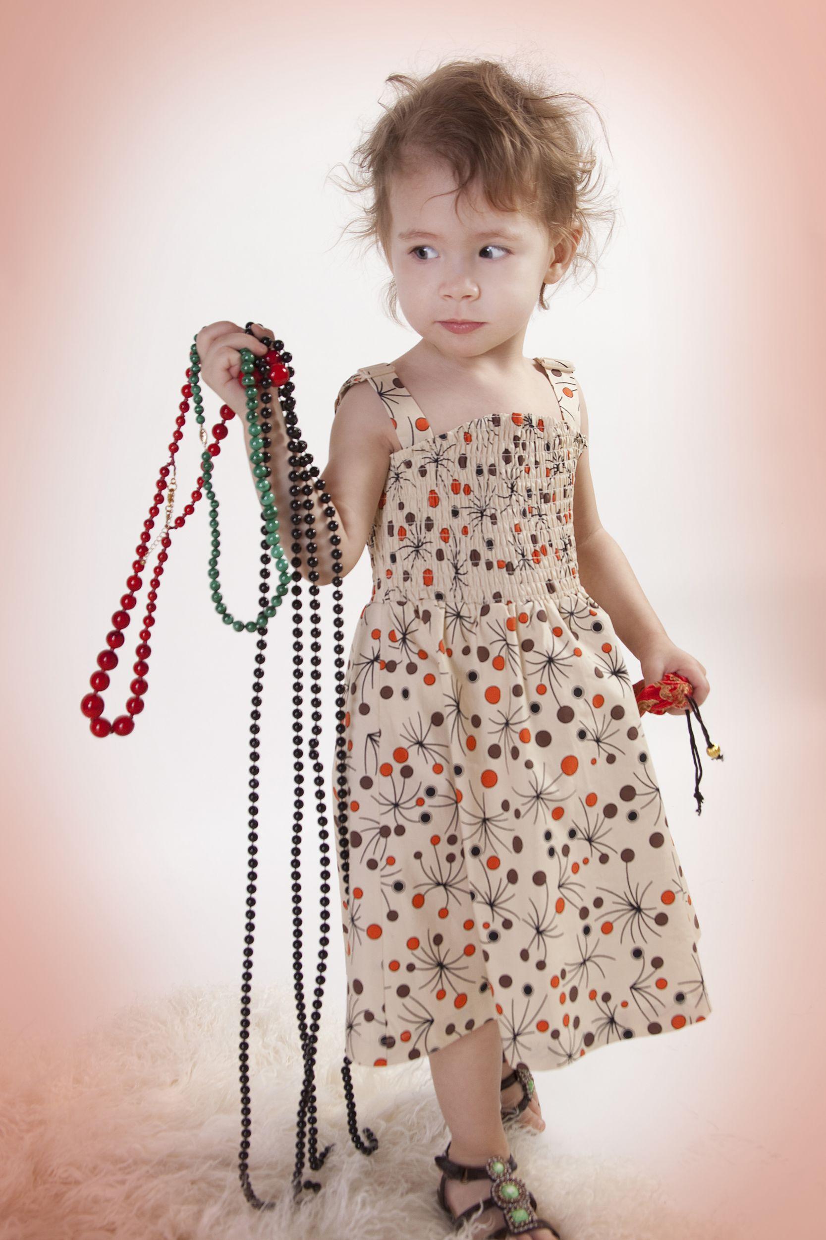 Infant vintage clothes confirm. agree