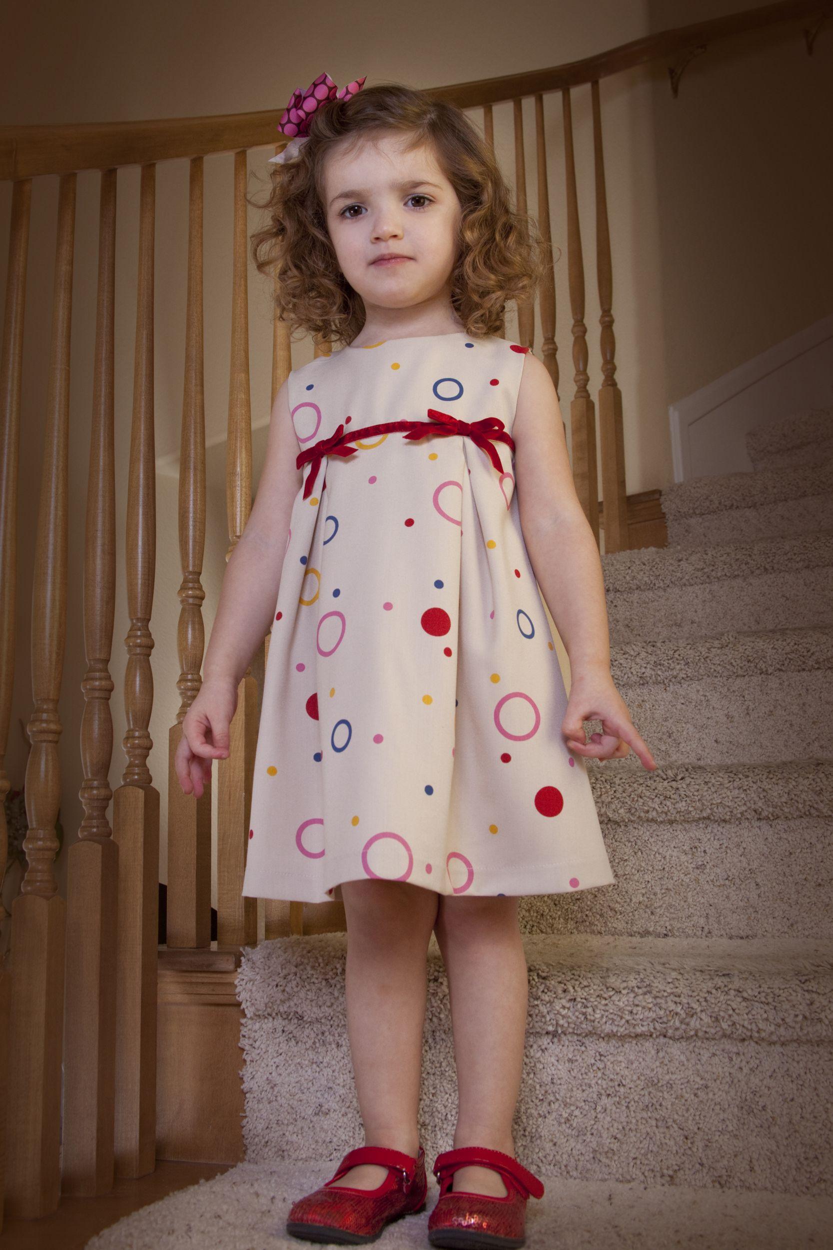 Infant vintage clothes