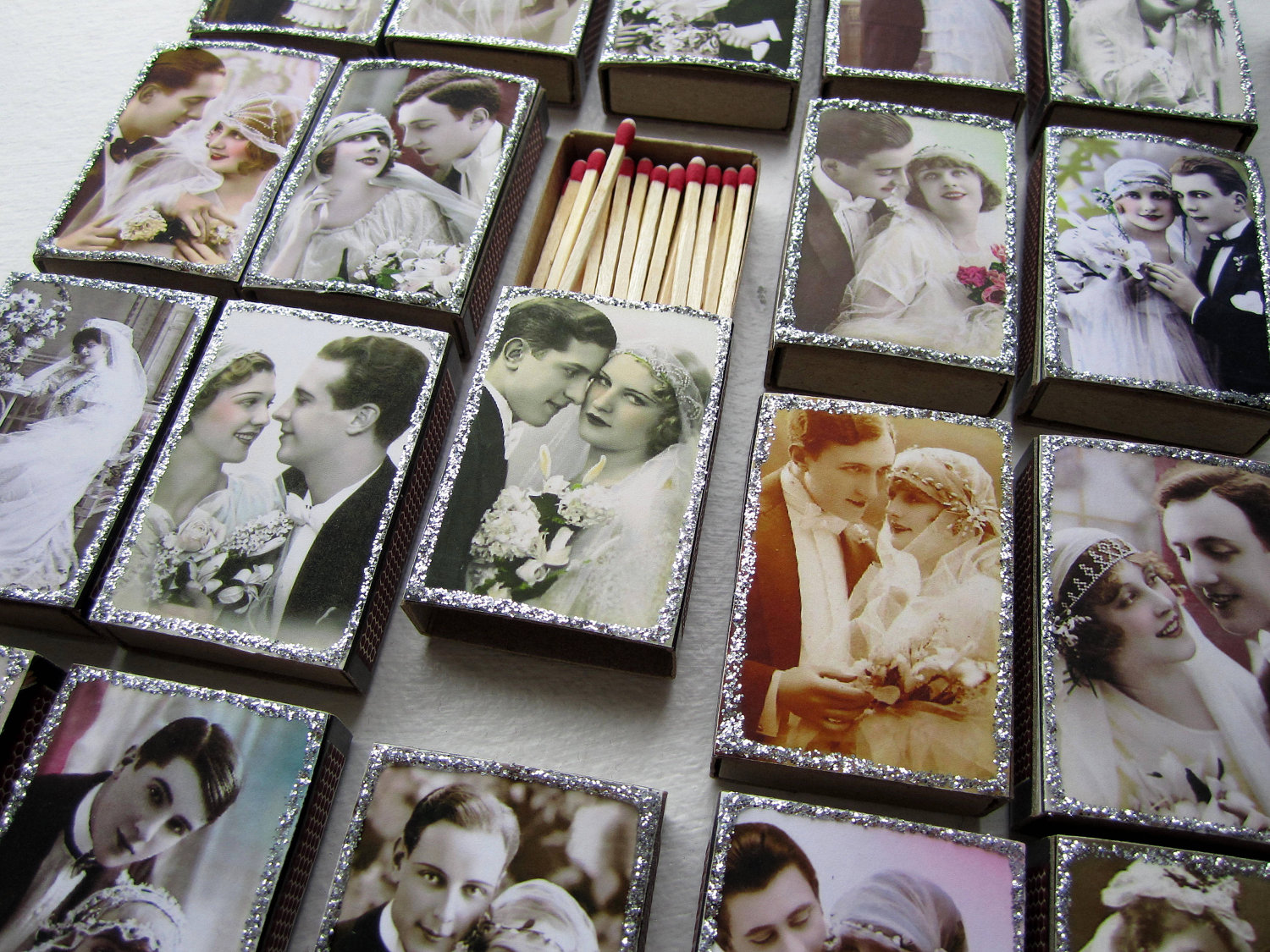 Favors il fullxfull 313761706How to plan a Vintage Wedding   VINTAGE VANDALIZM. Antique Wedding Favors. Home Design Ideas