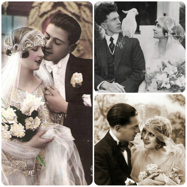 vintage-1920s-veils-collage