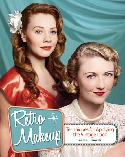 Retro Makeup Front Cover Small
