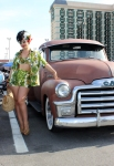 Viva Las Vegas 17 day 4 car show!