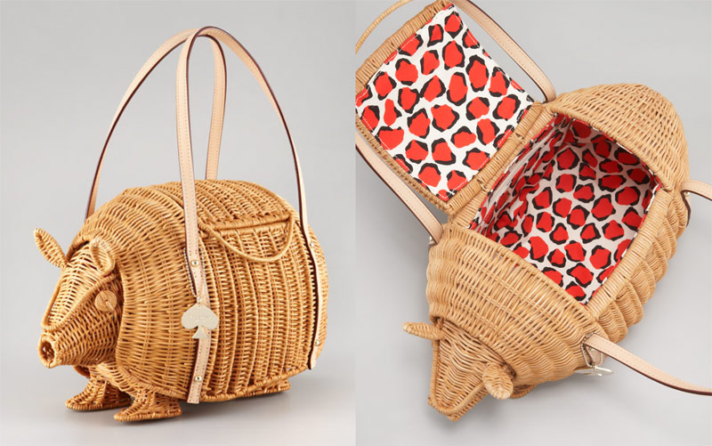 Mad For Wicker Bags Vintage Vandalizm